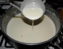 Тесто для тонких блинов